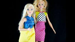 New Barbie dolls 用英语形容新款芭比身材