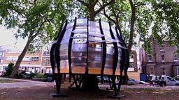 Treehouse office 创意办公:树屋工作室