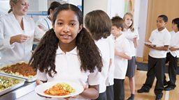 UK school meals 英伦校园之配餐篇