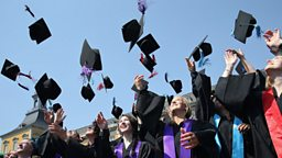 Wealthier graduates earn more 家境越好,毕业后收入越高?
