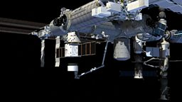 Space inflatable 充气式太空舱