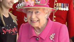 The Queen turns 90 英国庆祝女王90岁生日