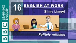 Slimy Limey!
