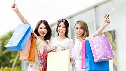 日常英语:商店购物用语
