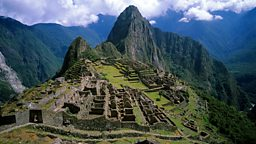 Machu Picchu and David Bowie's collection 马丘比丘垃圾泛滥,大卫·鲍伊的艺术收藏