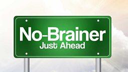 No-brainer 不费脑筋的事