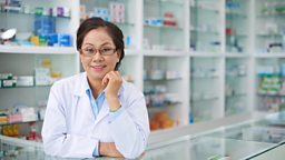 健康:在英国药店买药时的常用词语