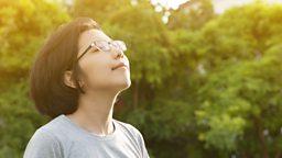 A breath of fresh air 令人耳目一新的人或事物