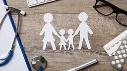 Gap in children's health levels in the UK  raises concern 英国儿童健康水平差距引起担忧