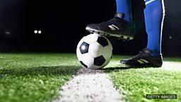 英国传统运动:足球