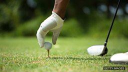 英国传统运动:高尔夫