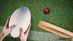 """源于""""橄榄球""""和""""板球""""运动的英语表达"""