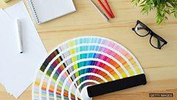 The power of colour 色彩的魅力