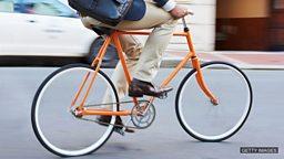 和骑自行车相关的英语表达