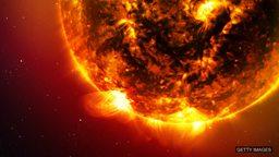 Nasa's Sun skimming mission 美国国家航空航天局启动太阳探测计划