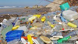 Plastic problem 塑料带来的问题