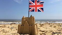 英国海滨度假传统项目的英语表达