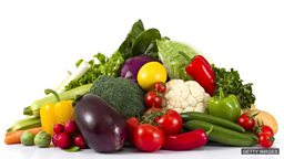 Making vegetables more appealing 让蔬菜看起来更加美味诱人