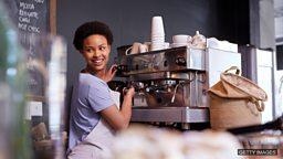 在咖啡馆里点咖啡的必备词汇