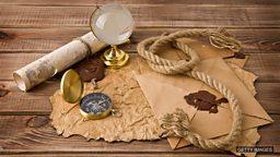 Shipwreck finds earliest astrolabe 沉船中发现世上最早航海星盘