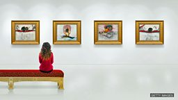 Artistic investments 投资艺术品就肯定有回报?