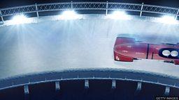 小测验 — 描述冬奥会比赛的英语动词