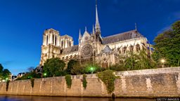 Rescue mission for Paris landmark 巴黎圣母院为修缮寻求捐助