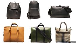 "Who needs a manbag? 哪类男士会选择""manbag""?"