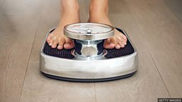 Rise in cancers 'caused by weight' in UK 研究称英国因肥胖致癌病例数上升