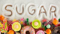 Who needs sugar? 我们才不稀罕甜食呢!