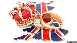 Prince Harry and Meghan Markle's romance 哈里王子和梅根·马克尔的爱情之旅