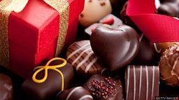 """小测验 — 与""""巧克力""""有关的词汇"""