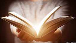 """小测验 — 与""""书""""有关的词汇"""