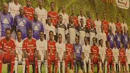 Daimbars academy's World Cup four 迪亚姆巴斯足球学院四名毕业生参加世界杯