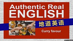Curry favour 阿谀奉承