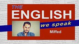 The English We Speak