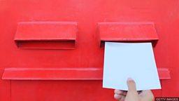 """小测验 — 和 """"邮政"""" 有关的英语常识"""