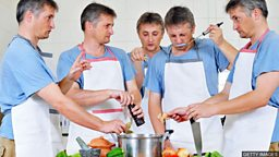 Too many cooks spoil the broth