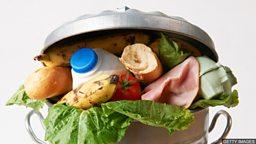 Tackling food waste and obesity 解决食物浪费和肥胖问题