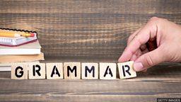 小测验 — 英语被动语态