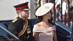 The cost of Harry and Meghan's home renovations 哈里和梅根的房屋翻修花费