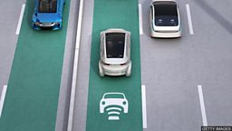 Boost for wireless electric car charging 英国推动发展电动车无线充电技术