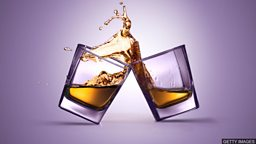 """Scientists develop artificial tongue for whisky tasting 科学家研发人造""""舌头""""辨假酒"""