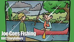 Joe Goes Fishing