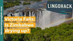 Victoria Falls: Is Zimbabwe drying up?