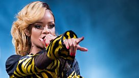 Image for Rihanna - T in the Park highlights