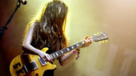 Image for HAIM - Reading Festival highlights