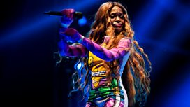 Image for Azealia Banks - Reading Festival highlights