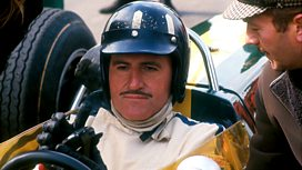 Image for Graham Hill: Driven