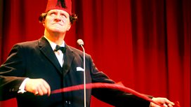 Image for The Art of Tommy Cooper